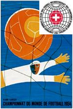 Mundial Suiza 1954 logo