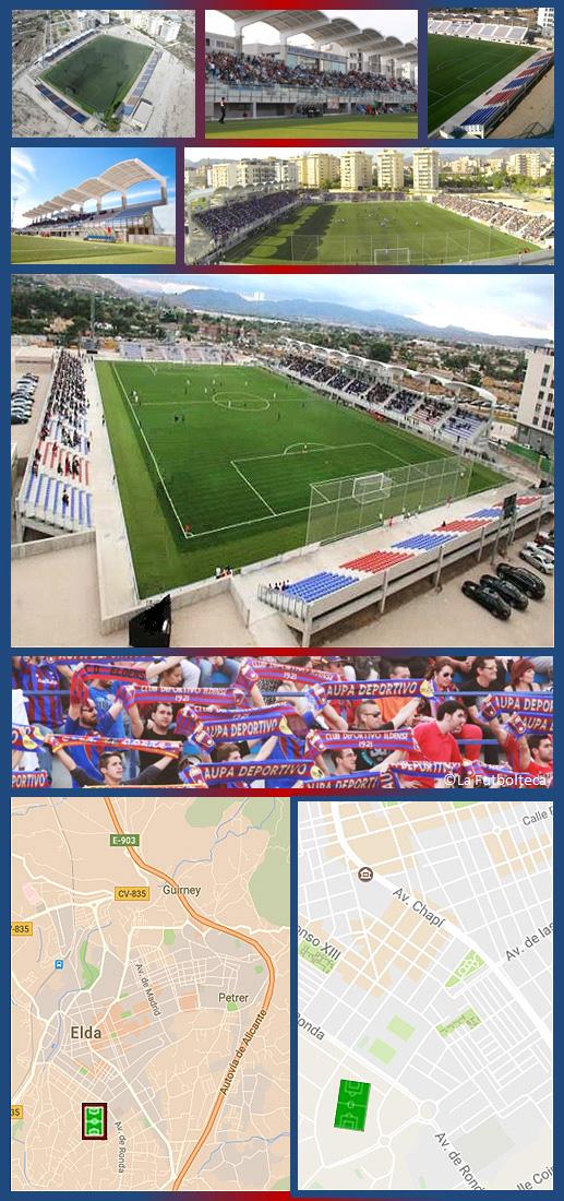 estadio Nuevo Pepico Amat