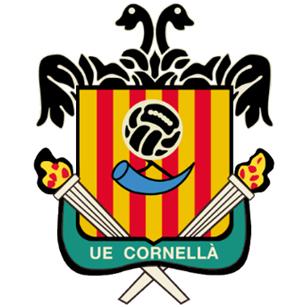 Escudo U.E. Cornellà, S.A.D.