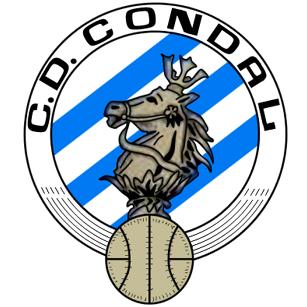 escudo CD Condal Barcelona