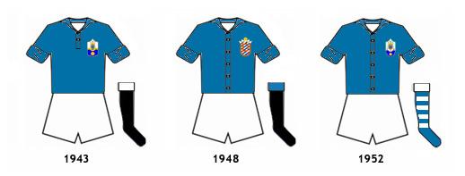 uniformes UD Melilla 1943