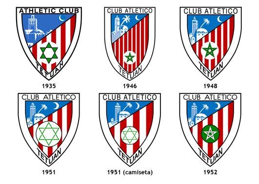 escudos Club Atletico Tetuan