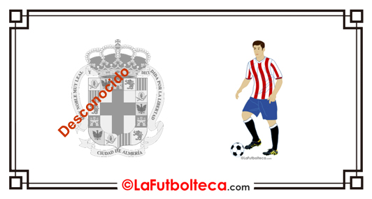 escudo-uniforme Athletic F.C. Almería