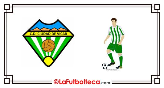 escudo-uniforme C.D. Ciudad de Vícar