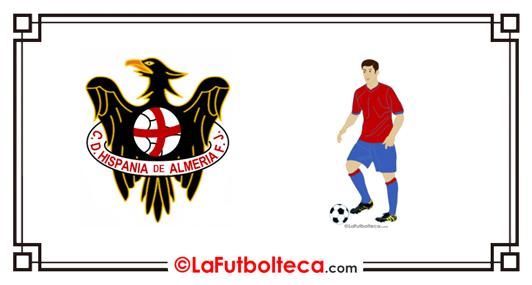 escudo-uniforme C.D. Hispania de Almería F.J.