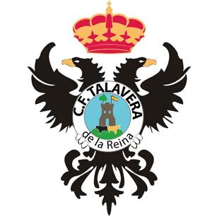 Escudo C.F. Talavera de la Reina