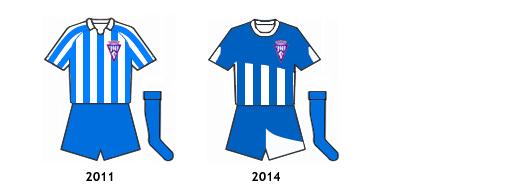 uniformes FC Jumilla