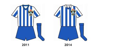 uniformes CF Talavera de la Reina