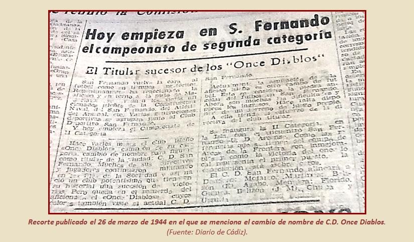 La Esferomaquia Cuestiones fundacion CD San Fernando 5