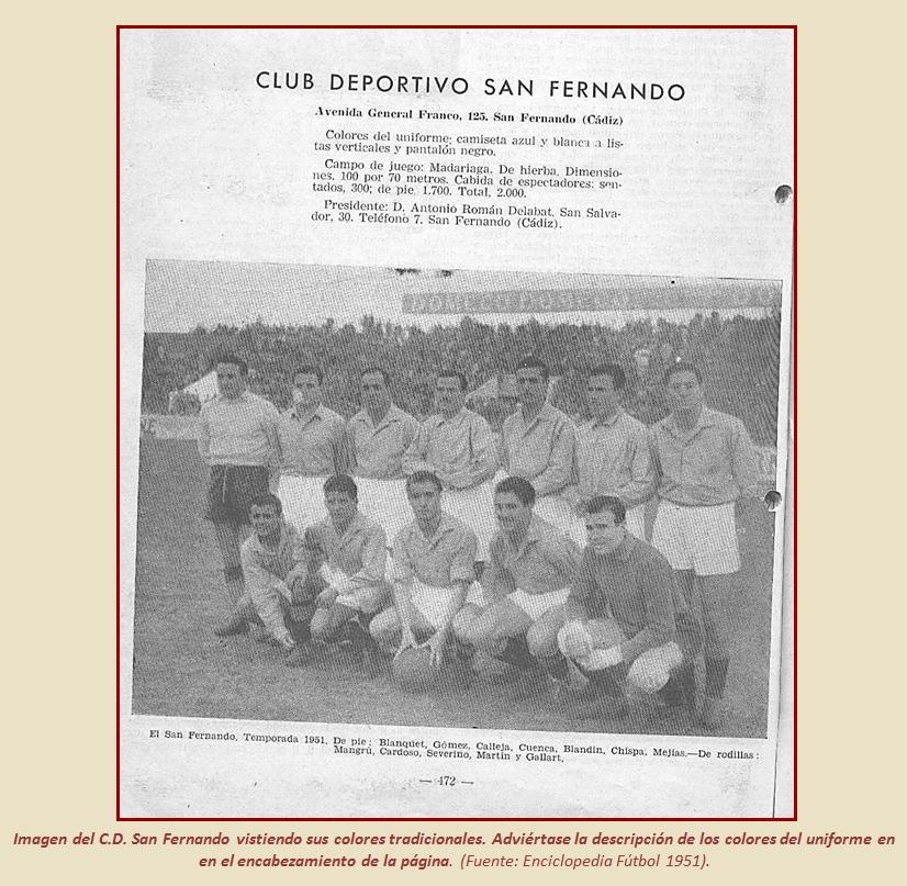La Esferomaquia Cuestiones fundacion CD San Fernando 6
