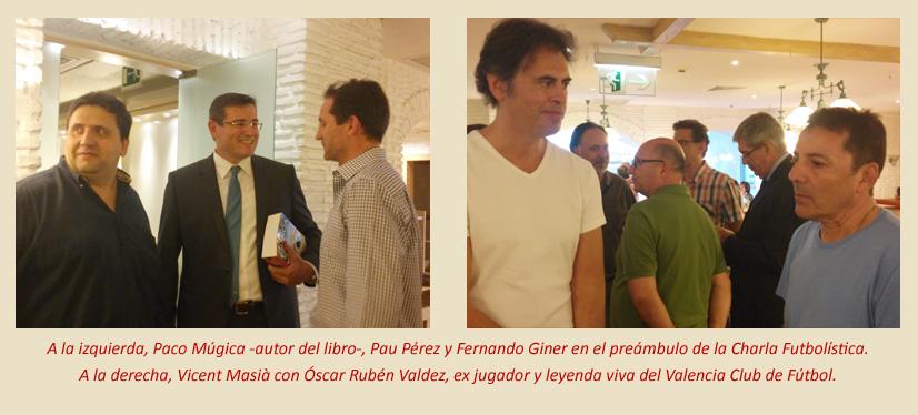 Charla Futbolistica El Futbol en Valencia y Provincia 2