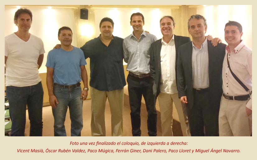 Charla Futbolistica El Futbol en Valencia y Provincia 4