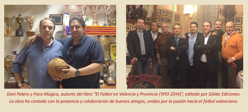 Charla futbolistica El Futbol en Valencia y Provincia 1