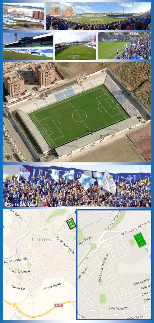 estadio Linarejos