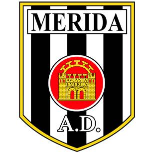 Escudo A.D. Mérida, S.A.D.