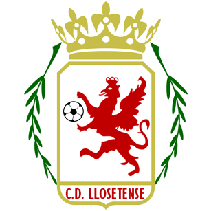 Escudo C.D. Llosetense
