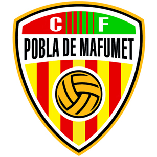 escudo CF Pobla de Mafumet