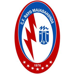 escudo CF Rayo Majadahonda