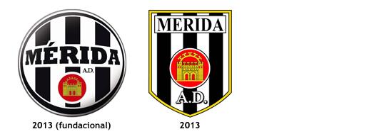 escudos AD Merida