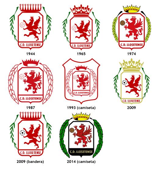 escudos CD Llosetense