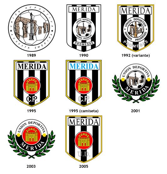 escudos Merida UD