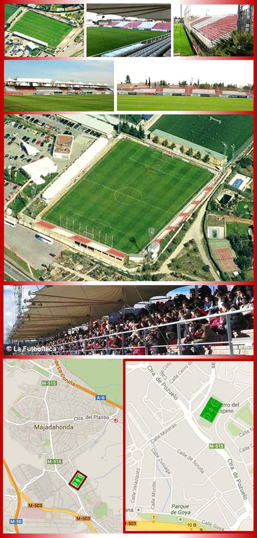estadio Cerro del Espino