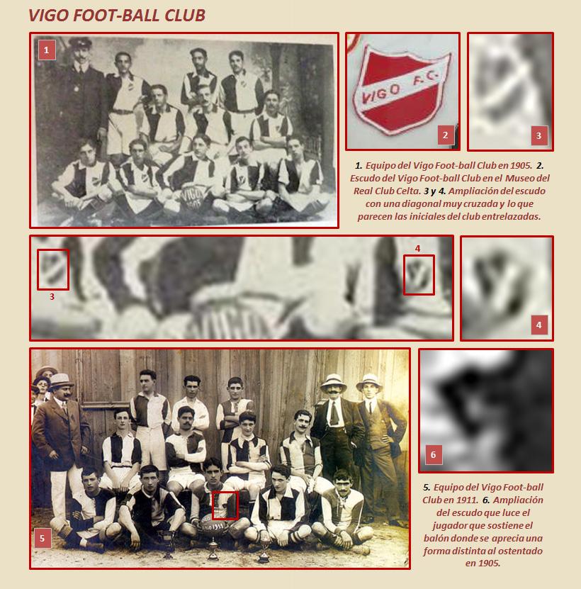 La Esferomaquia imagenes Vigo Football Club