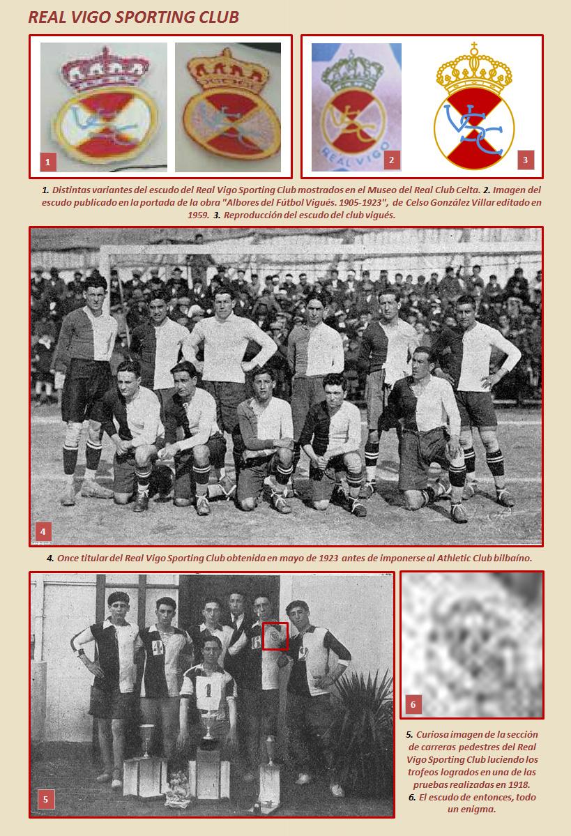 La Esferomaquia imagenes Real Vigo Sporting Club