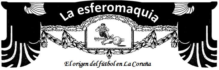 titular Origen del futbol en La Coruña