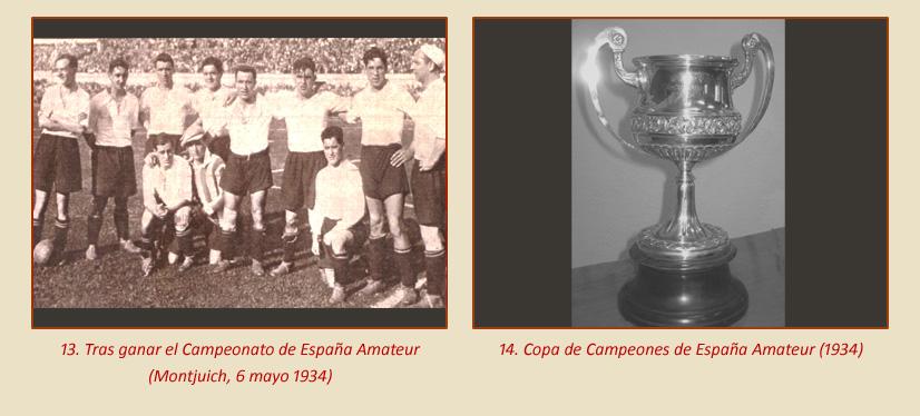La Esferomaquia Real Union Club de Irun efectos profesionalismo