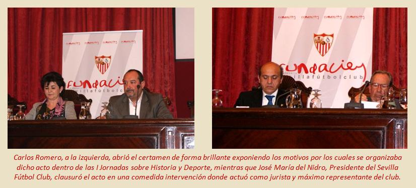 HF I Jornadas Historia Sevilla 2
