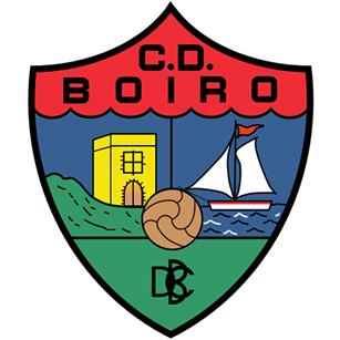 Escudo C.D. Boiro