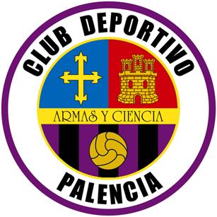 Escudo C.D. Palencia Balompié