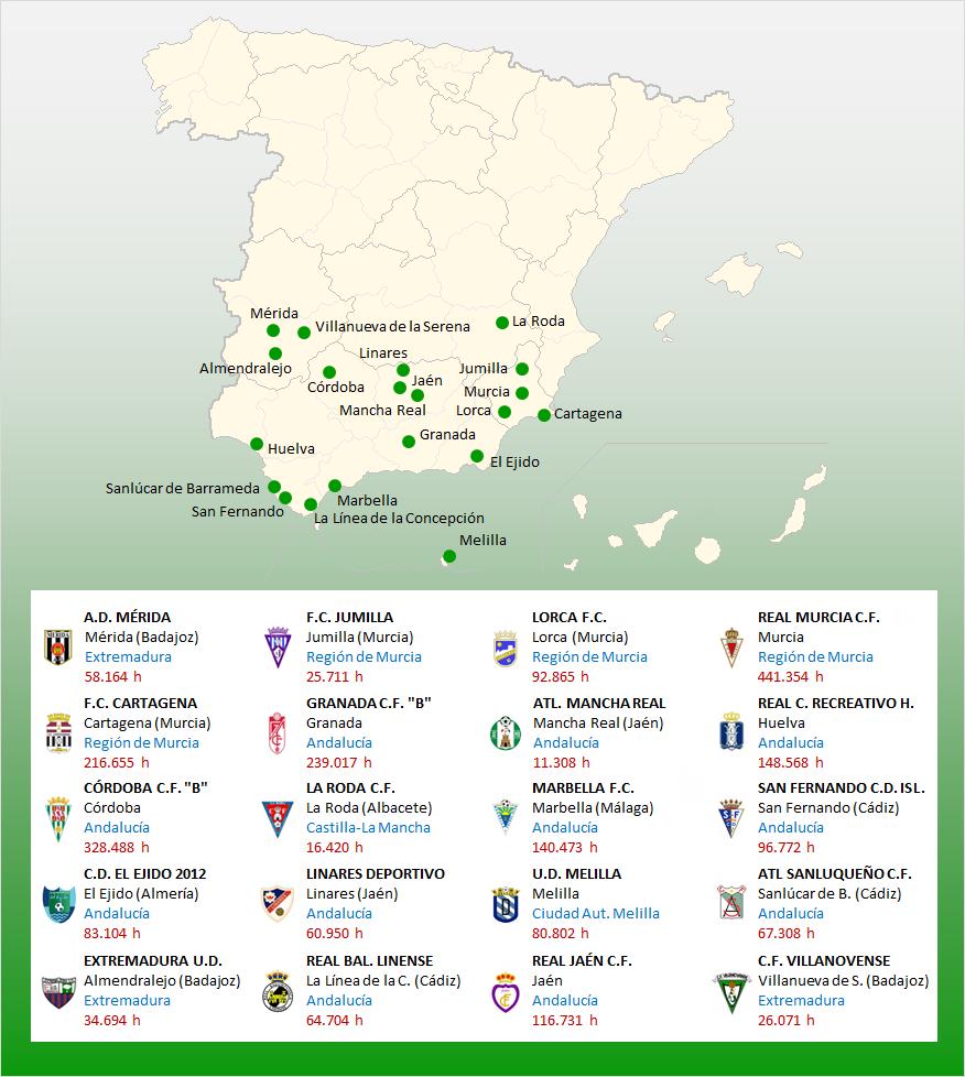 mapa localizacion segunda b grupo 4 16-17