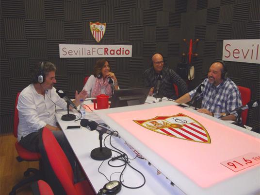 entrevista de la red blanca y roja sfc radio a lafutbolteca