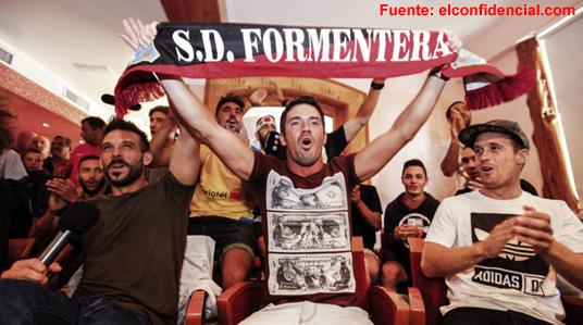Formentera vive el sueno de dieciseisavos de Copa 2