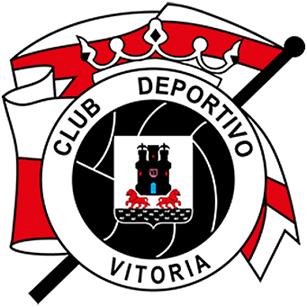Escudo C.D. Vitoria