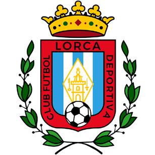 escudo CF Lorca Deportiva 2012