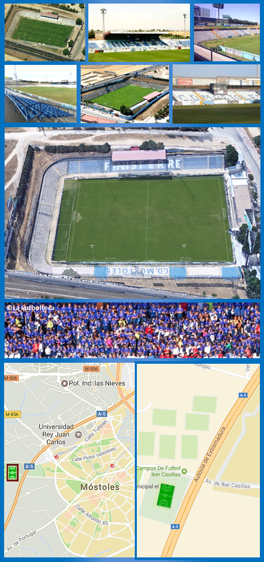 estadio Municipal El Soto