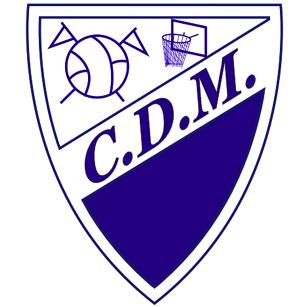 Escudo C.D. Móstoles