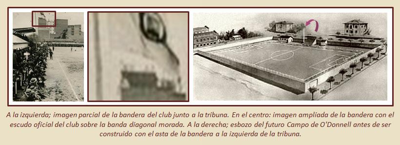 HF Los escudos del Real Madrid CF 12