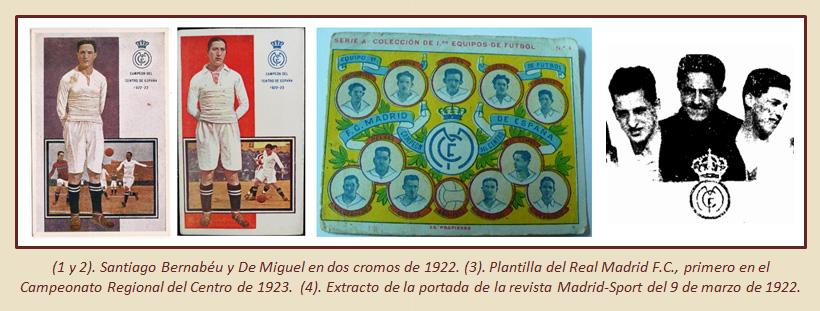 HF Los escudos del Real Madrid CF 15