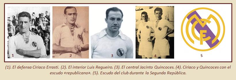 HF Los escudos del Real Madrid CF 22