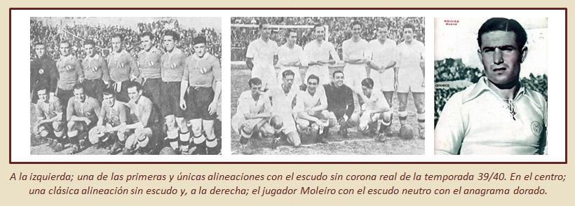 HF Los escudos del Real Madrid CF 24