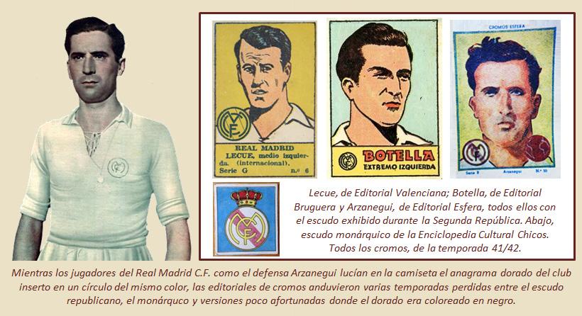 HF Los escudos del Real Madrid CF 27