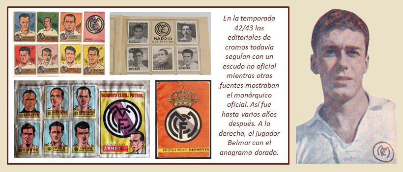 HF Los escudos del Real Madrid CF 28