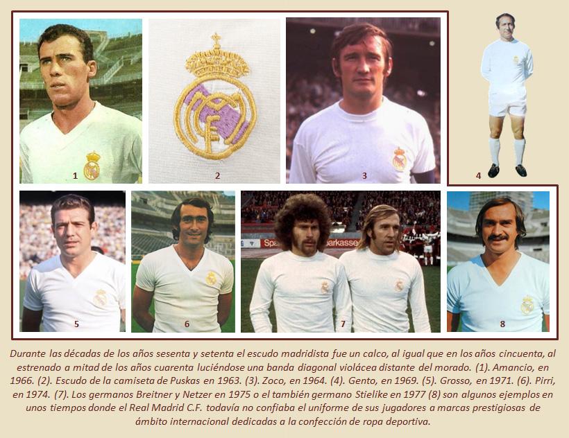 HF Los escudos del Real Madrid CF 31
