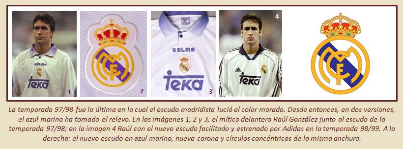HF Los escudos del Real Madrid CF 35