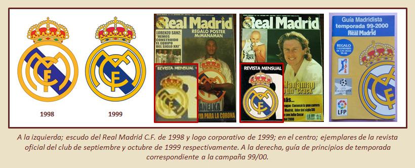 HF Los escudos del Real Madrid CF 37