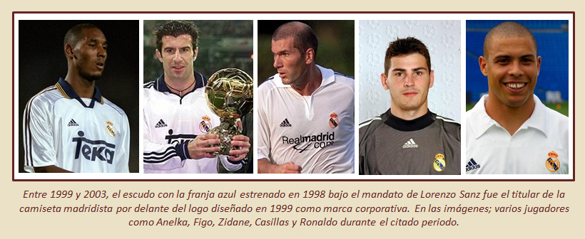 HF Los escudos del Real Madrid CF 38